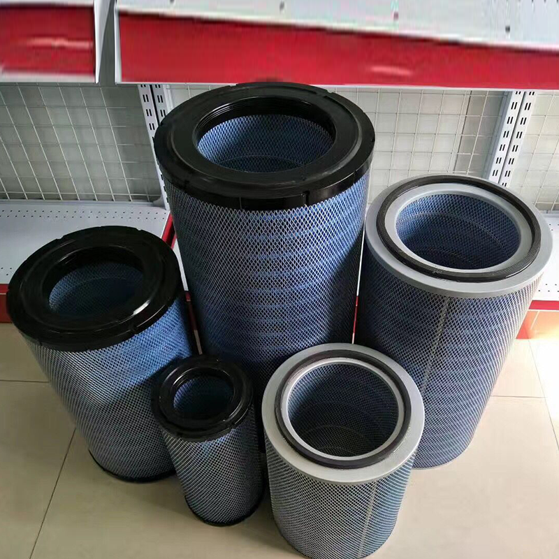 Four types of industrial filter